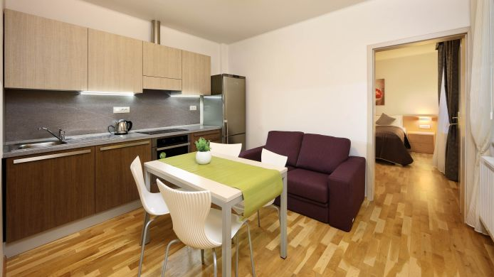 Double room (standard) Salvator Superior Apartments