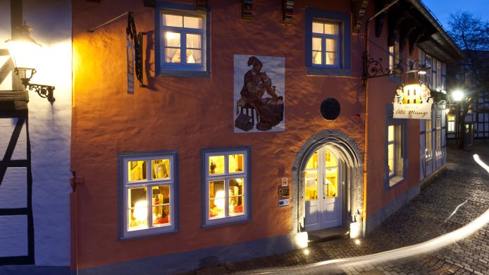 Romantik Hotel Alte Münze à Goslar Hôtel 4 Hrs étoiles