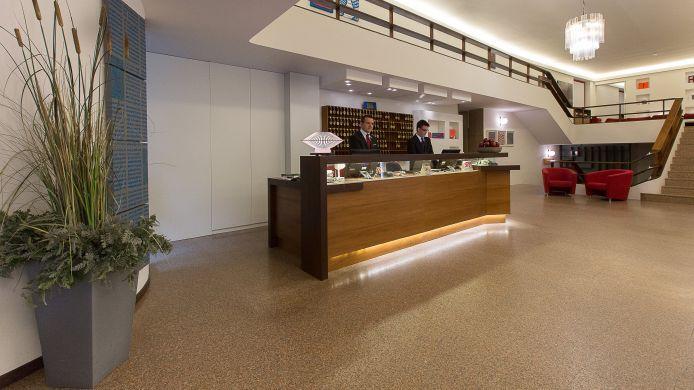 Buffet Italiano Cagliari : Hotel italia hrs star hotel in cagliari