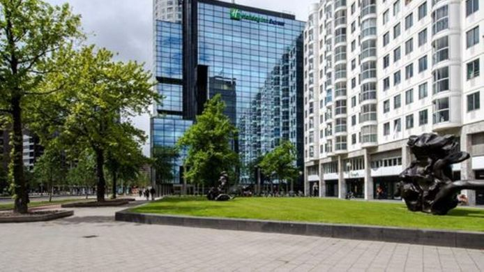 Außenansicht Holiday Inn Express ROTTERDAM - CENTRAL STATION