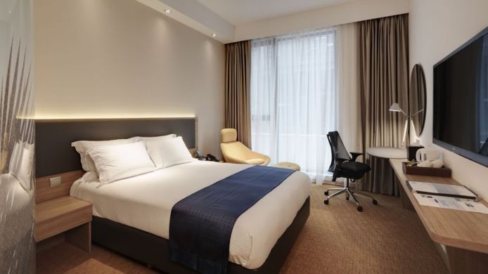 Chambre double (standard) Holiday Inn Express SINGAPORE ORCHARD ROAD