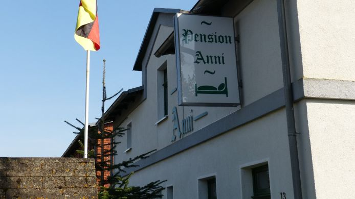 Exterior view Pension Anni