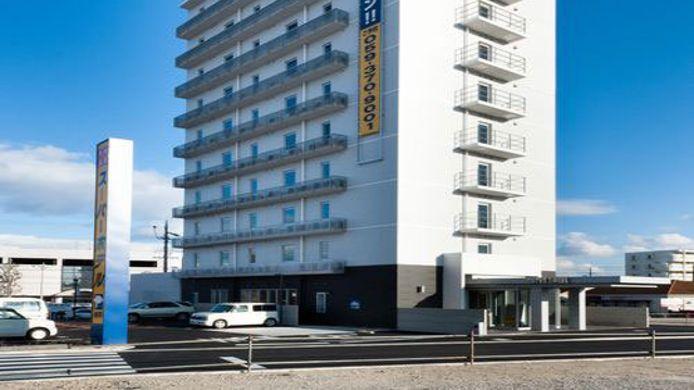 Exterior View Super Hotel Suzuka
