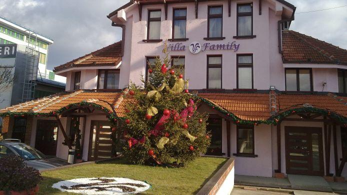 Garni Hotel Vila Family Belgrad 3 Hrs Sterne Hotel Bei Hrs Mit
