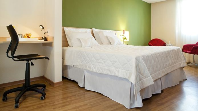 Chambre individuelle (standard) Vila Rica Campinas