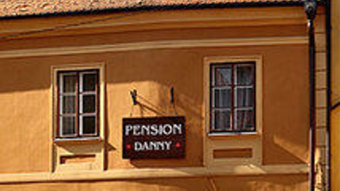 Exterior view Pension Danny