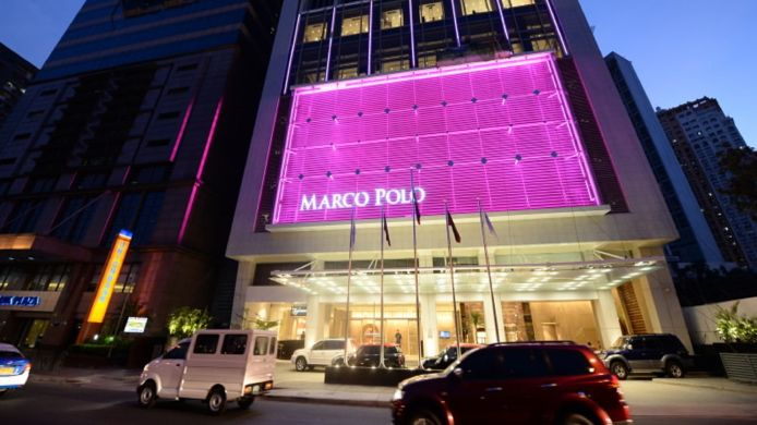 Photo Marco Polo Ortigas Manila