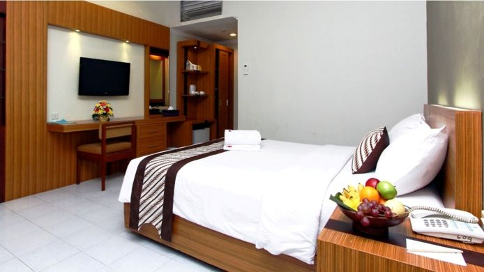 Single room (superior) Cakra Kusuma Hotel