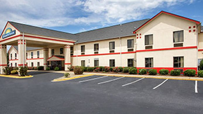 Außenansicht Days Inn by Wyndham Greenville South/Mauldin