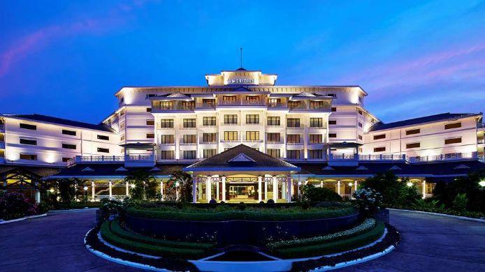 hotel le méridien kochi - 5 hrs star hotel in cochin