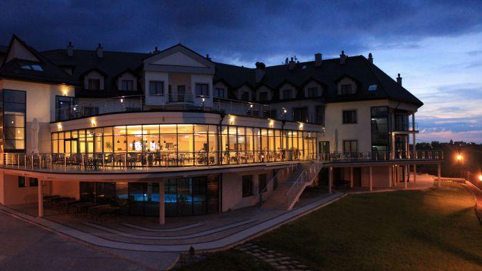 Hotel Mały Rzym - 3 HRS star hotel in Sandomierz