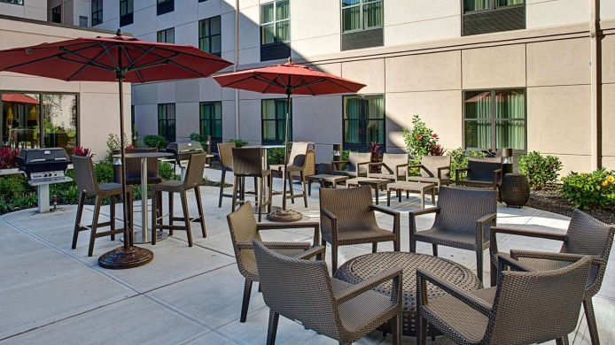 Vista exterior Homewood Suites by Hilton Carle Place - Garden City NY