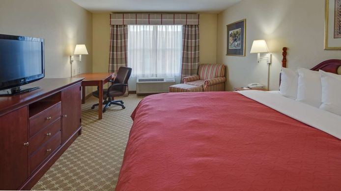 Zimmer COUNTRY INN SUITES ORLANDO
