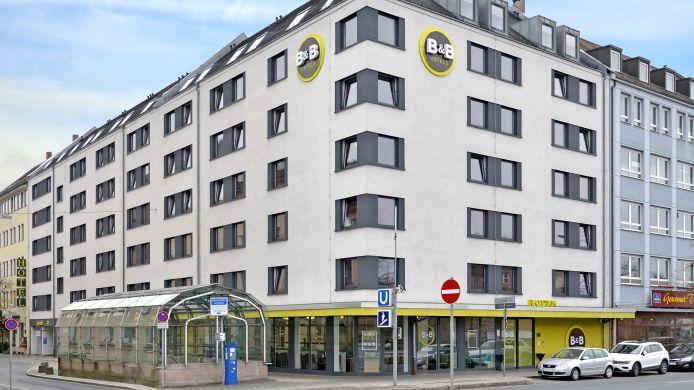 B B Hotel Nurnberg City 3 Hrs Sterne Hotel Bei Hrs Mit Gratis