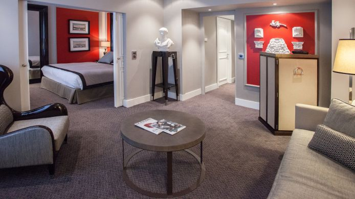 Suite Park Hotel Grenoble -  MGallery