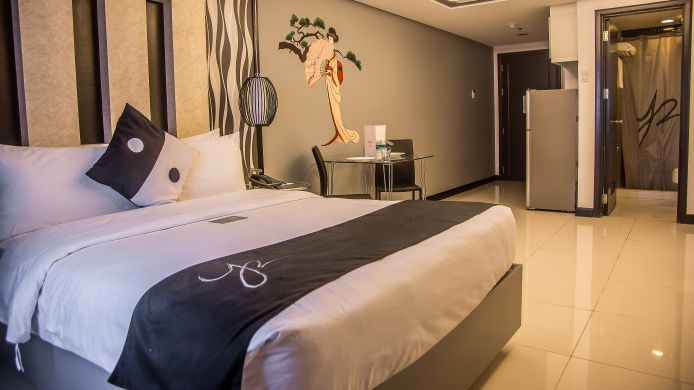 Chambre double (standard) Y2 Residence Hotel