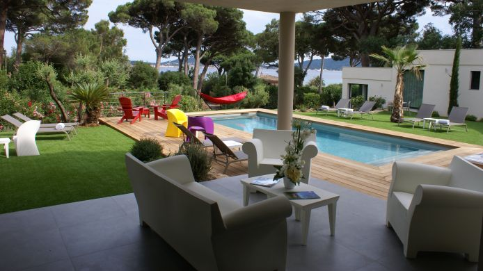 Hotel Villa Californie Grimaud: Bei HRS mit Gratis-Leistungen