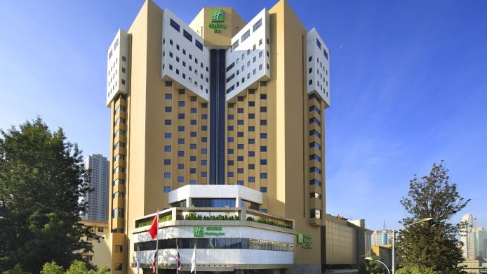 Außenansicht Holiday Inn KUNMING CITY CENTRE