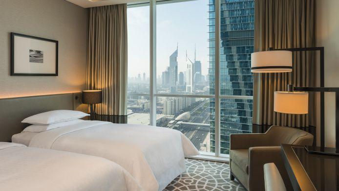 Sheraton Grand Hotel Dubai Hotel 5 Hrs Etoiles