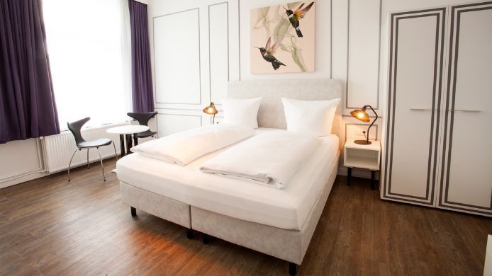Double room (superior) Boutique 056 Hamburg Central