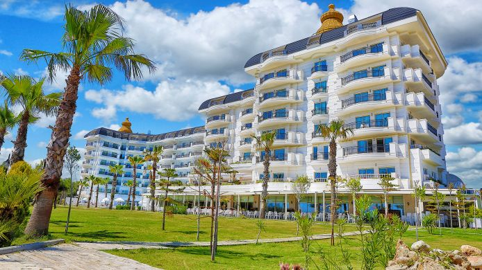 Außenansicht Heaven Beach Resort & Spa Adults Only +16
