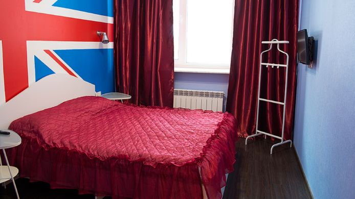 Chambre double (confort) Red Hotel