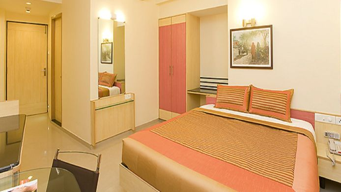 Doppelzimmer Standard Pearl Suites A Unit of Parvasheena Hospitality and Services Pvt.Ltd