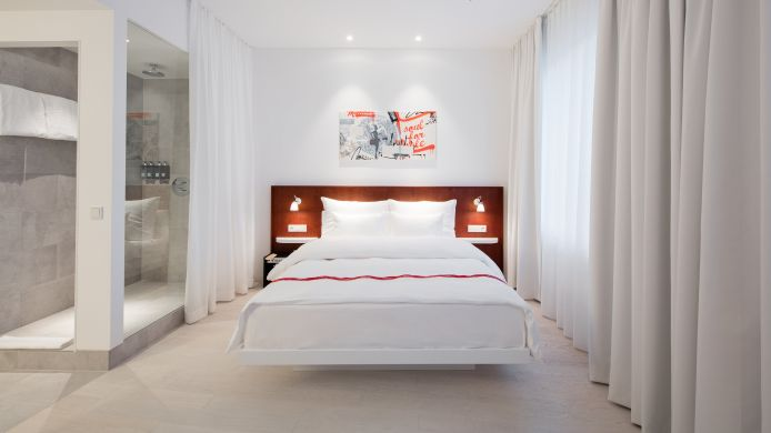 Business-Zimmer Ruby Marie Hotel Vienna