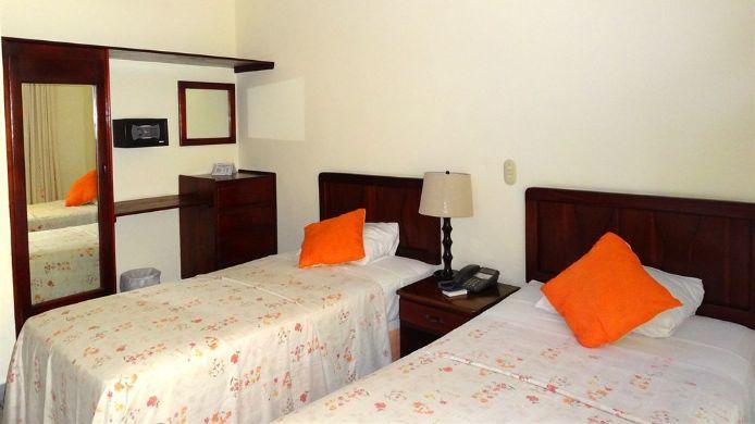 Standard Room Hotel Costa Azul County Beach