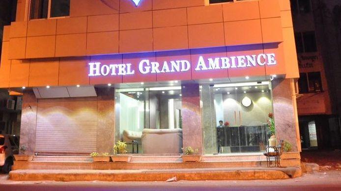 Vista exterior Hotel Grand Ambience