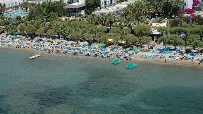 Vista esterna Sami Beach Hotel - All Inclusive