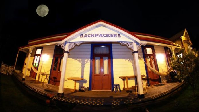 Vue extérieure Stables Lodge Backpackers