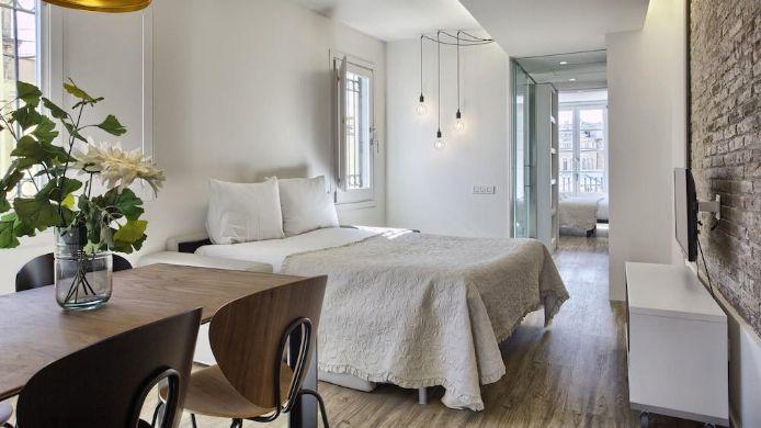 Hotel SSG Portaferrissa Apartments - Hotel a 4 HRS stelle a Barcellona