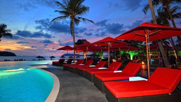 Exterior View Federal Villa Beach Resort Langkawi