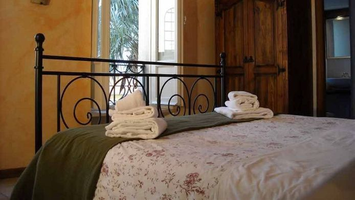 Room with a sea view Bed & Breakfast MilleQuattrocento