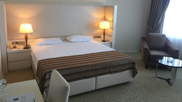 Double room (standard) Hotel Kumburgaz Marin Princess