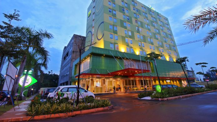 Picture Zest Hotel Harbour Bay Batam