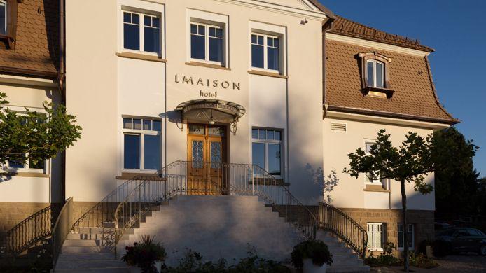Hotel La Maison Saarlouis - 4 HRS Sterne Hotel: Bei HRS mit Gratis ...