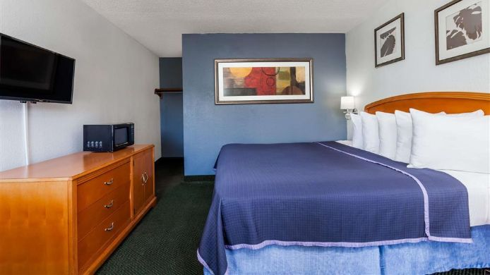 Kamers TRAVELODGE MCO FLORIDA MALL