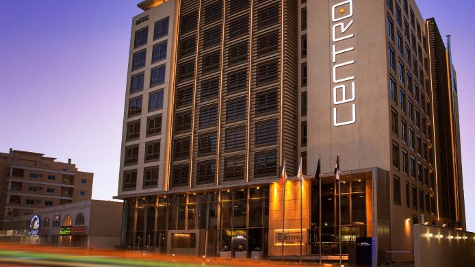 Hotel Centro Capital Doha by Rotana - 3 HRS star hotel