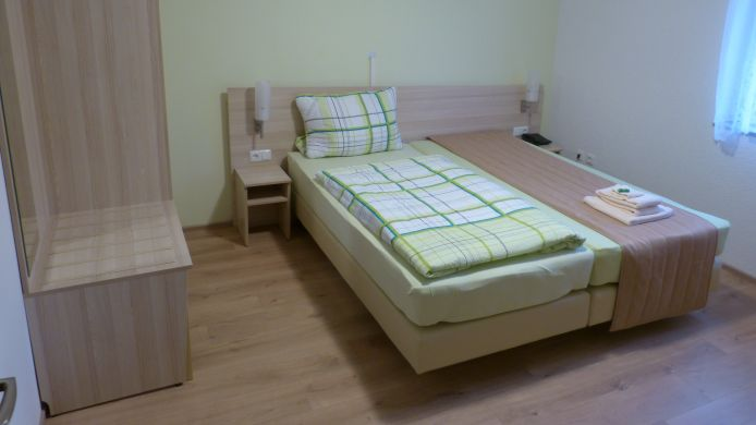 Single room (standard) Pension Zur Eiche