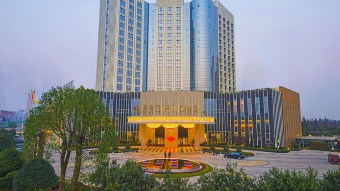 Buitenaanzicht Changsha Longhua International Hotel