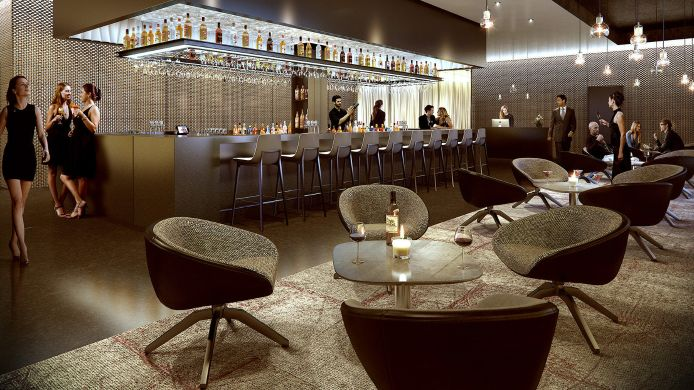 Hotel-Bar Park Plaza London Waterloo