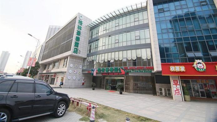 Außenansicht Greentree Inn Shimao Canal Hotel (Domestic only)