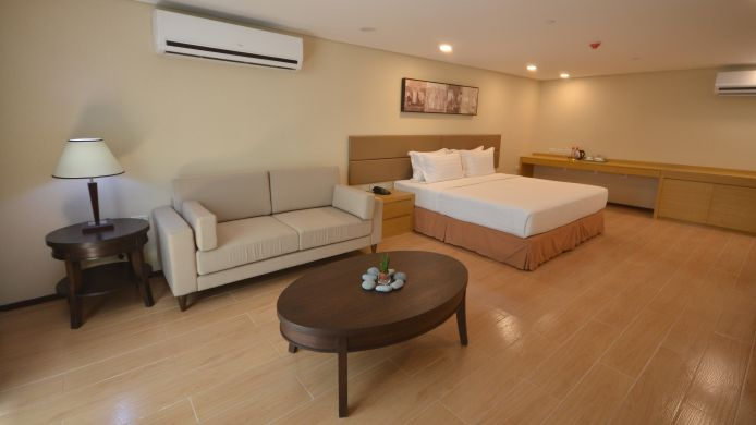 Double room (superior) Jinjiang Inn - Makati