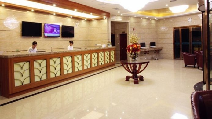 Hotelhalle GreenTree Inn City Wuzhong District Fengjin Road (Domestic only)