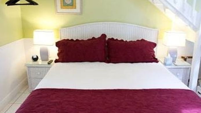 Zimmer KEY WEST HOSPITALITY INNS