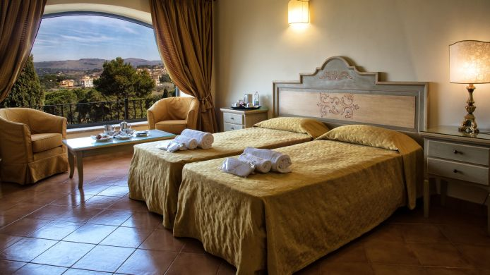 Double room (standard) Grand Hotel Helio Cabala
