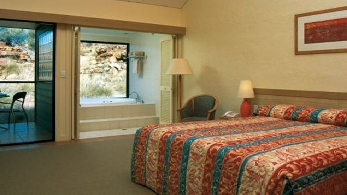 Zimmer KINGS CANYON RESORT