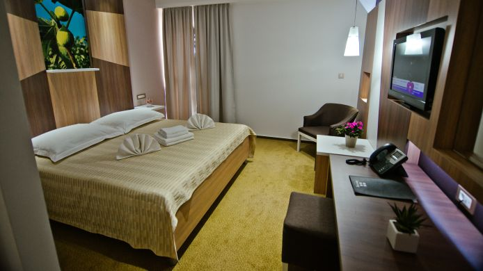 Chambre double (confort) HOTEL HERCEG